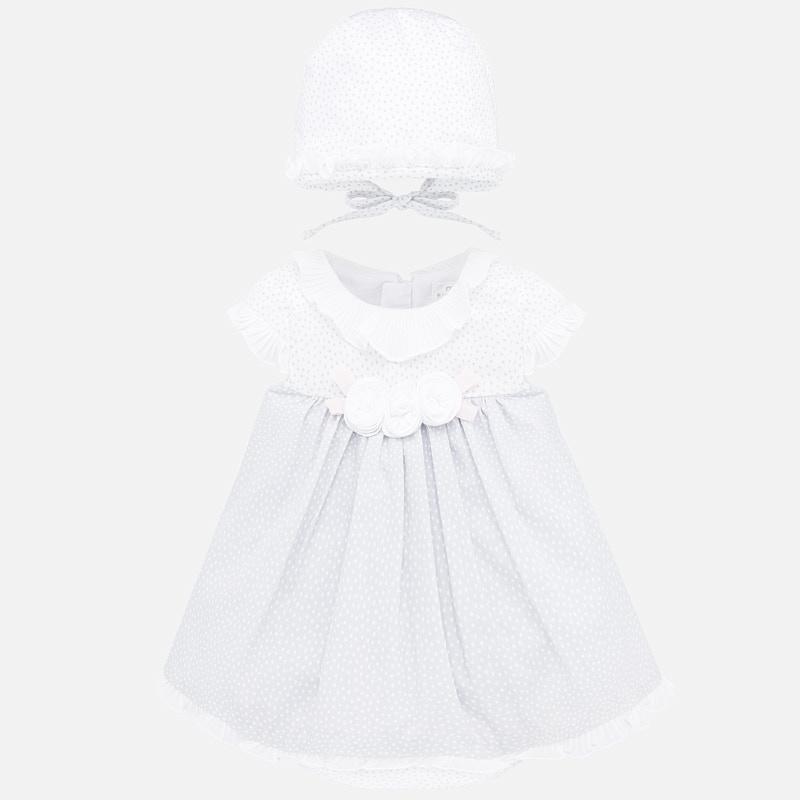Φορεμα με καπελα και βρακακι